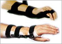 håndledsbandage fra eget værksted