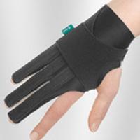fingerbandage med skinne