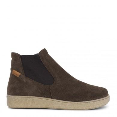 Newfeet støvle brun i ruskind