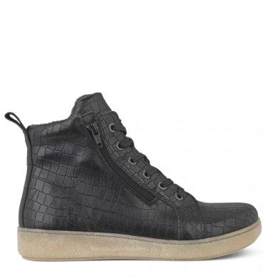 Newfeet støvle med krokoskind