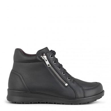 Newfeet støvle med lynlås