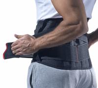 ryg lønd ryglænd bandage stabil